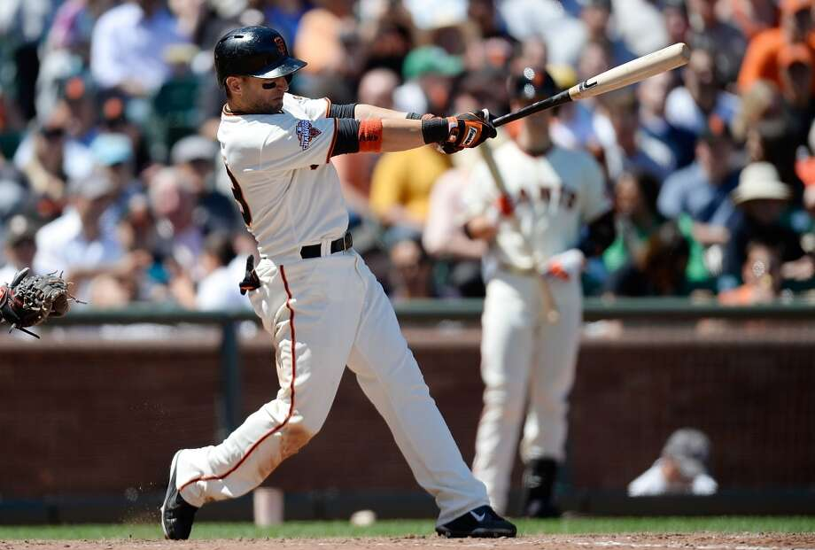 Reserve 2B - Marco Scutaro, Giants