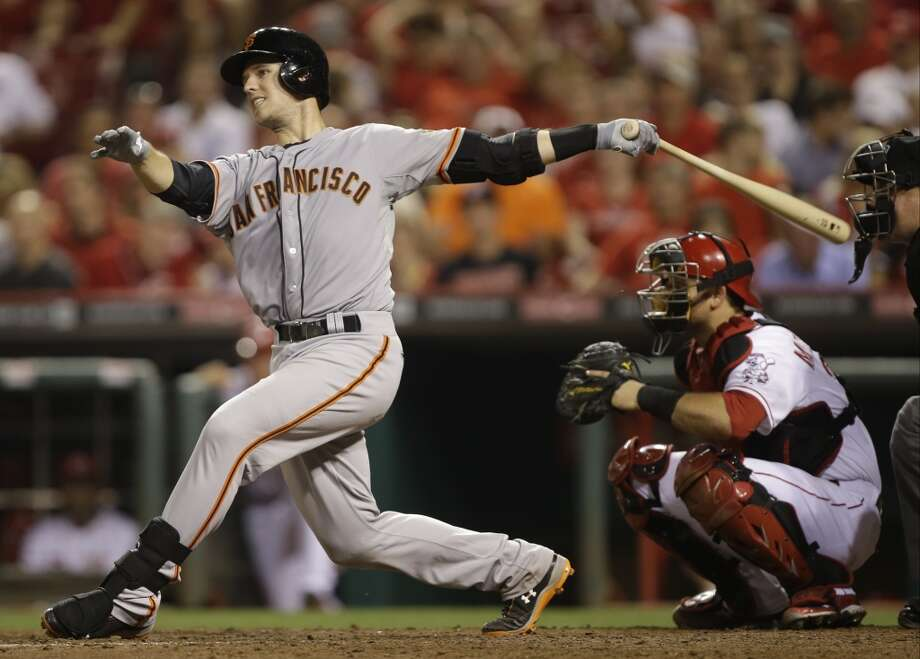 Reserve C - Buster Posey, Giants