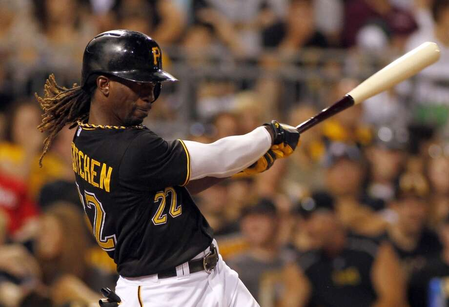 Reserve OF - Andrew McCutchen, Pirates