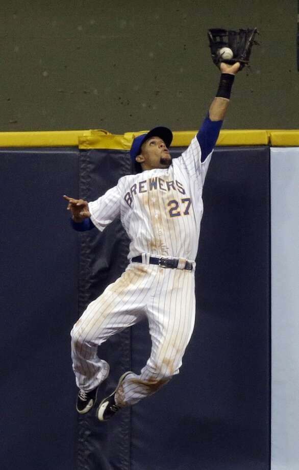 Reserve OF - Carlos Gomez, Brewers