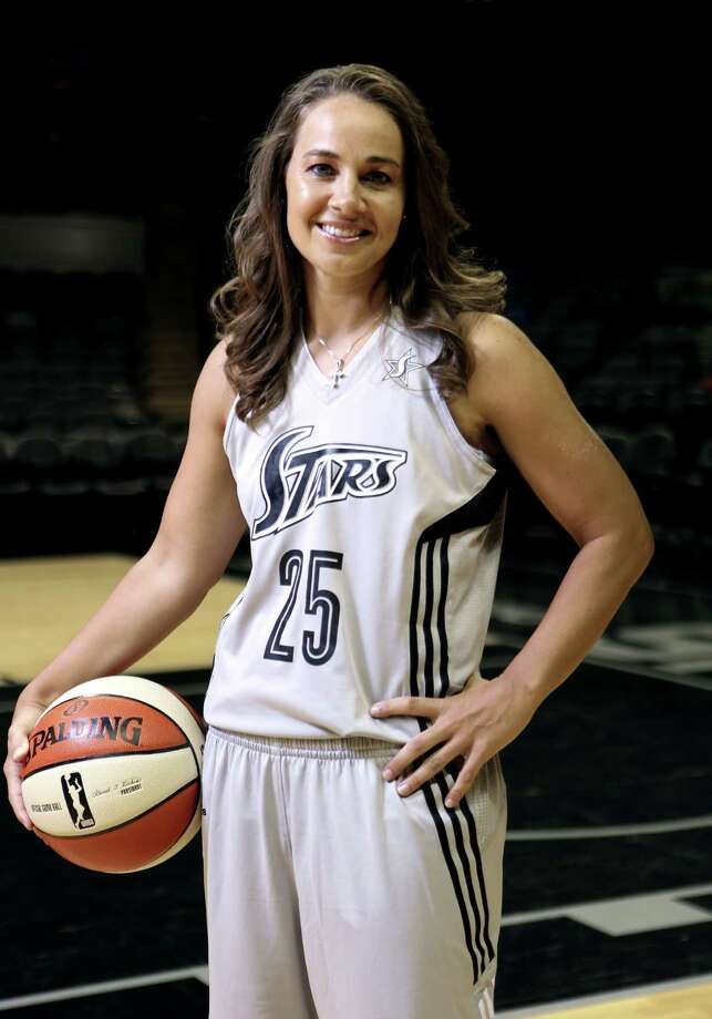 Becky Hammon was making her season debut after missing the first 10 games with a broken finger.
