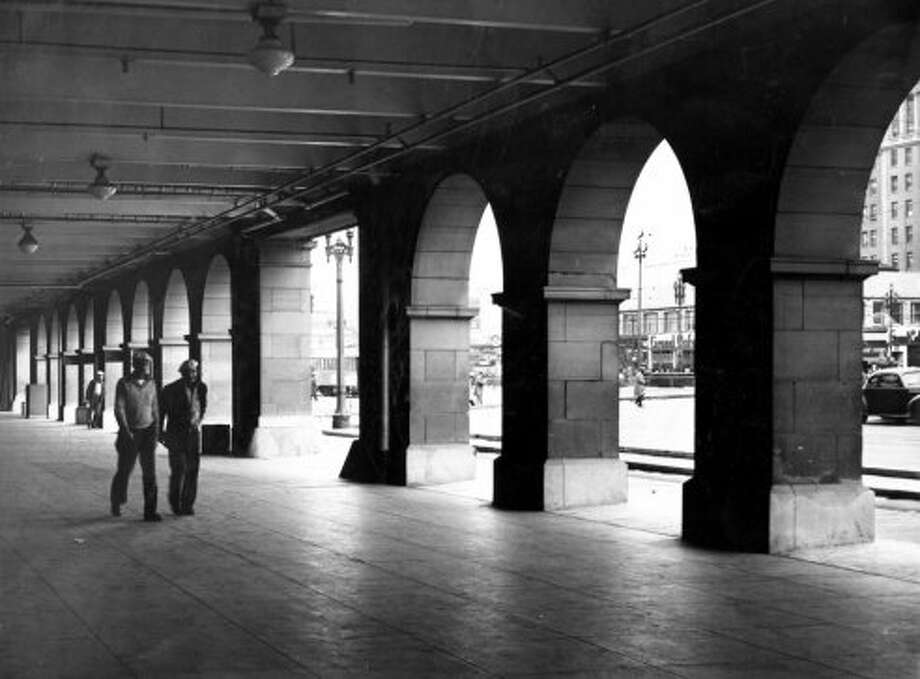 San Francisco Ferry Building, March 12, 1948.