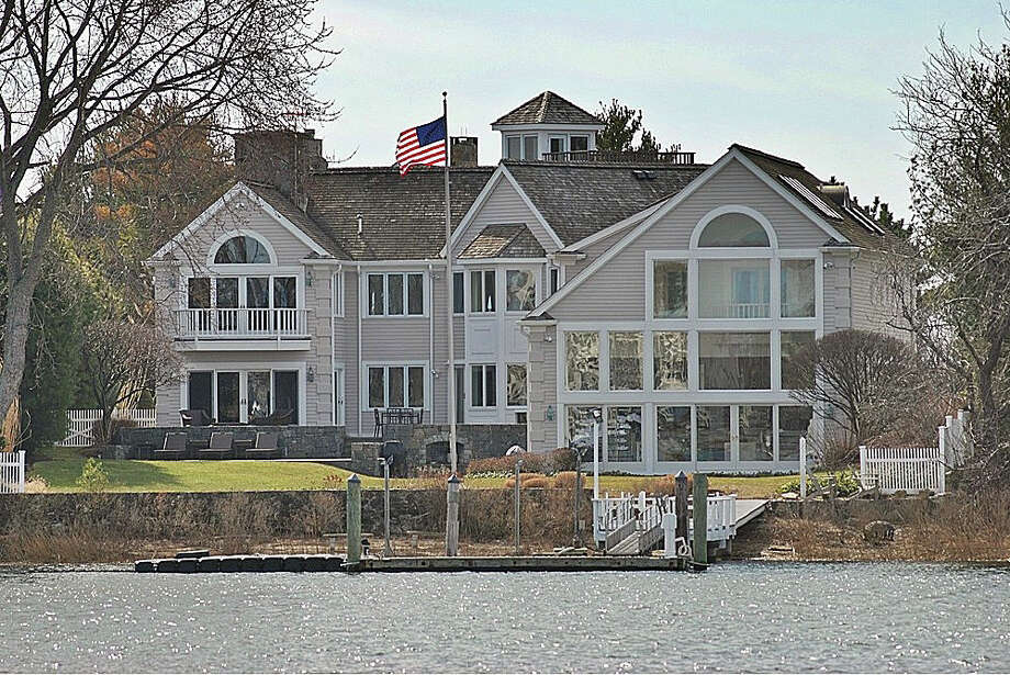 The house at 16 Surf Road was recently sold for $3.2 million, according to Town Clerk records. Photo: Contributed Photo / Westport News contributed