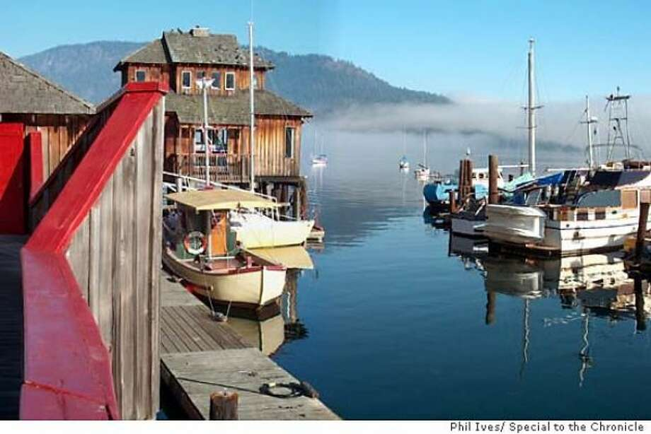 The Cowichan Bay Maritime Museum showcases the history of the area's indigenous people and fishing industry.