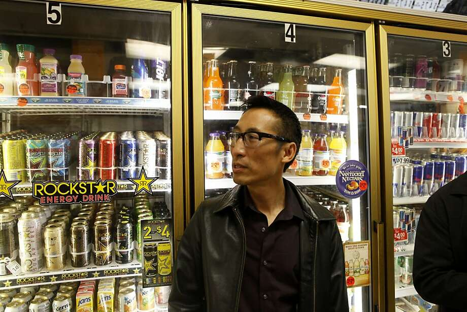 Legislation by Supervisor Eric Mar is designed to help convenience stores promote and sell healthier foods. Photo: Katie Meek, The Chronicle