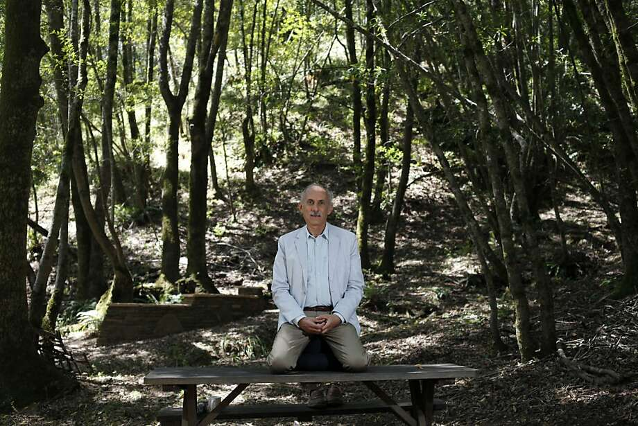 Buddhist teacher and author Jack Kornfield has helped Spirit Rock thrive. Photo: Lacy Atkins, The Chronicle