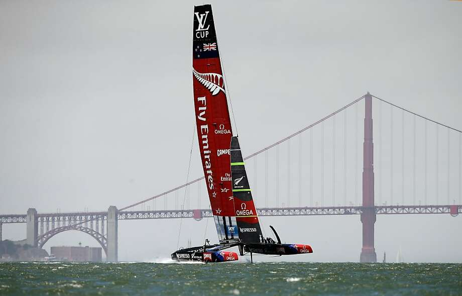 America's Cup Photo: Ezra Shaw, Getty Images