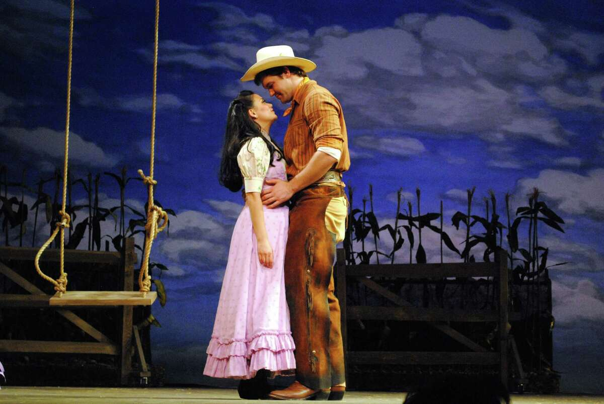 Diane Phelan and Jarid Faubel in Oklahoma, summer 2013, Photo by Abby LePage
