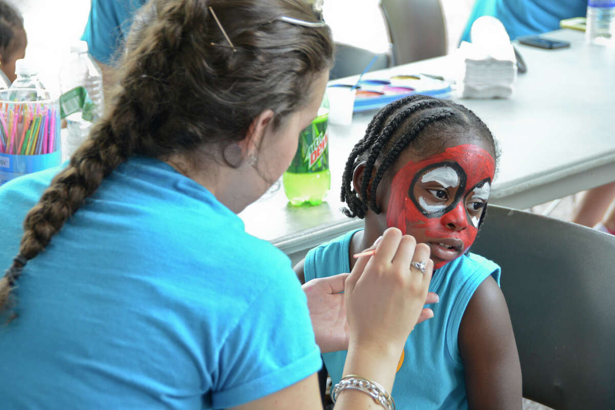 Were you Seen at GE's Kids Day 2013 at the Empire State Plaza in Albany on Sunday, July 7, 2013?