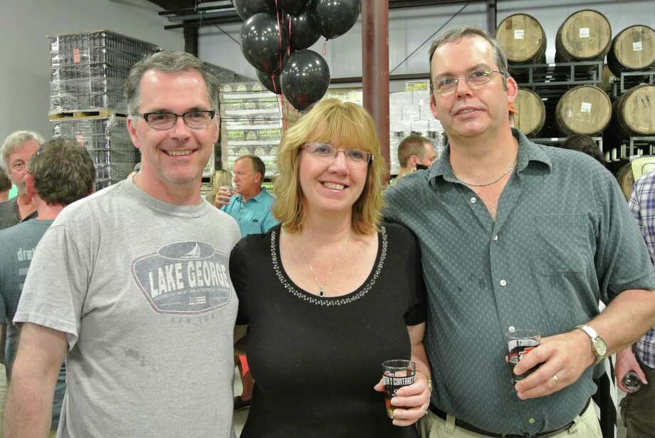 Were you Seen at the grand opening party at Shmaltz Brewing Company in Clifton Park on Sunday, July 7, 2013? Photo: Deanna Fox