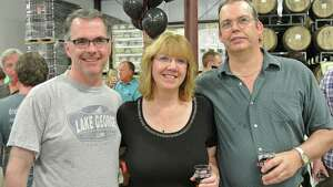 Were you Seen at the grand opening party at Shmaltz Brewing Company in Clifton Park on Sunday, July 7, 2013?