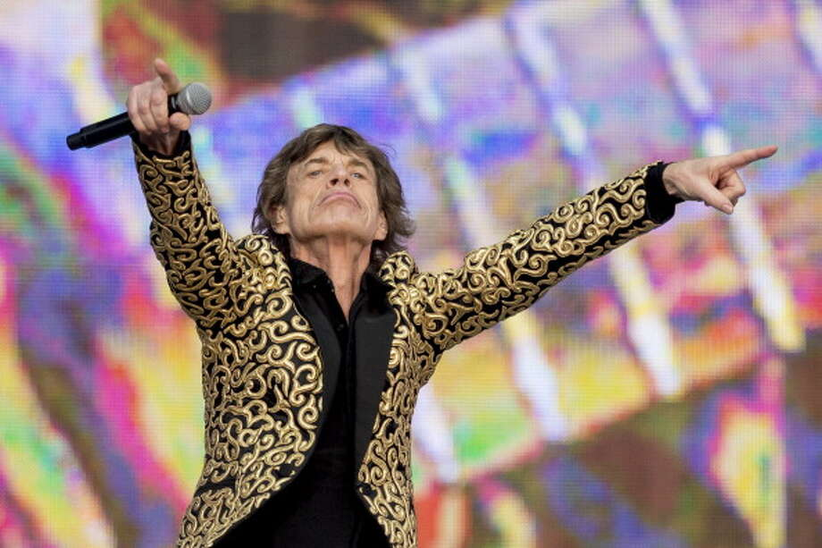 Mick Jagger Photo: Neil Lupin, Redferns Via Getty Images / 2013 Neil Lupin