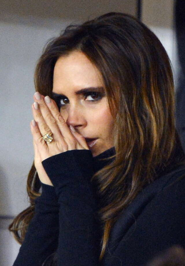 Victoria Beckham Photo: MIGUEL MEDINA, AFP/Getty Images / 2013 AFP