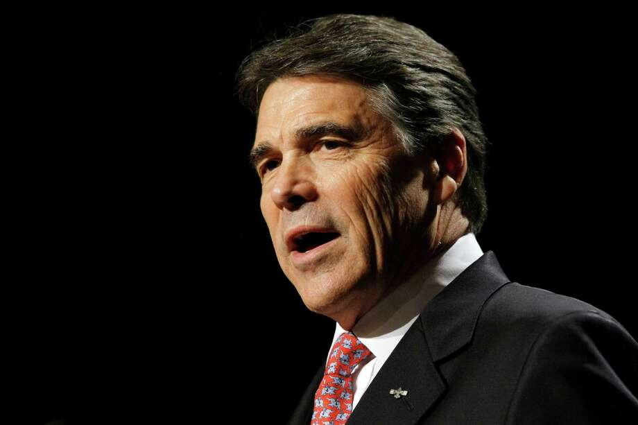 "Perry prayed about entering the Republican race, saying in July, ""I'm getting more and more comfortable every day that this is what I've been called to do."" Photo: Darren Abate, Associated Press / AP2011"