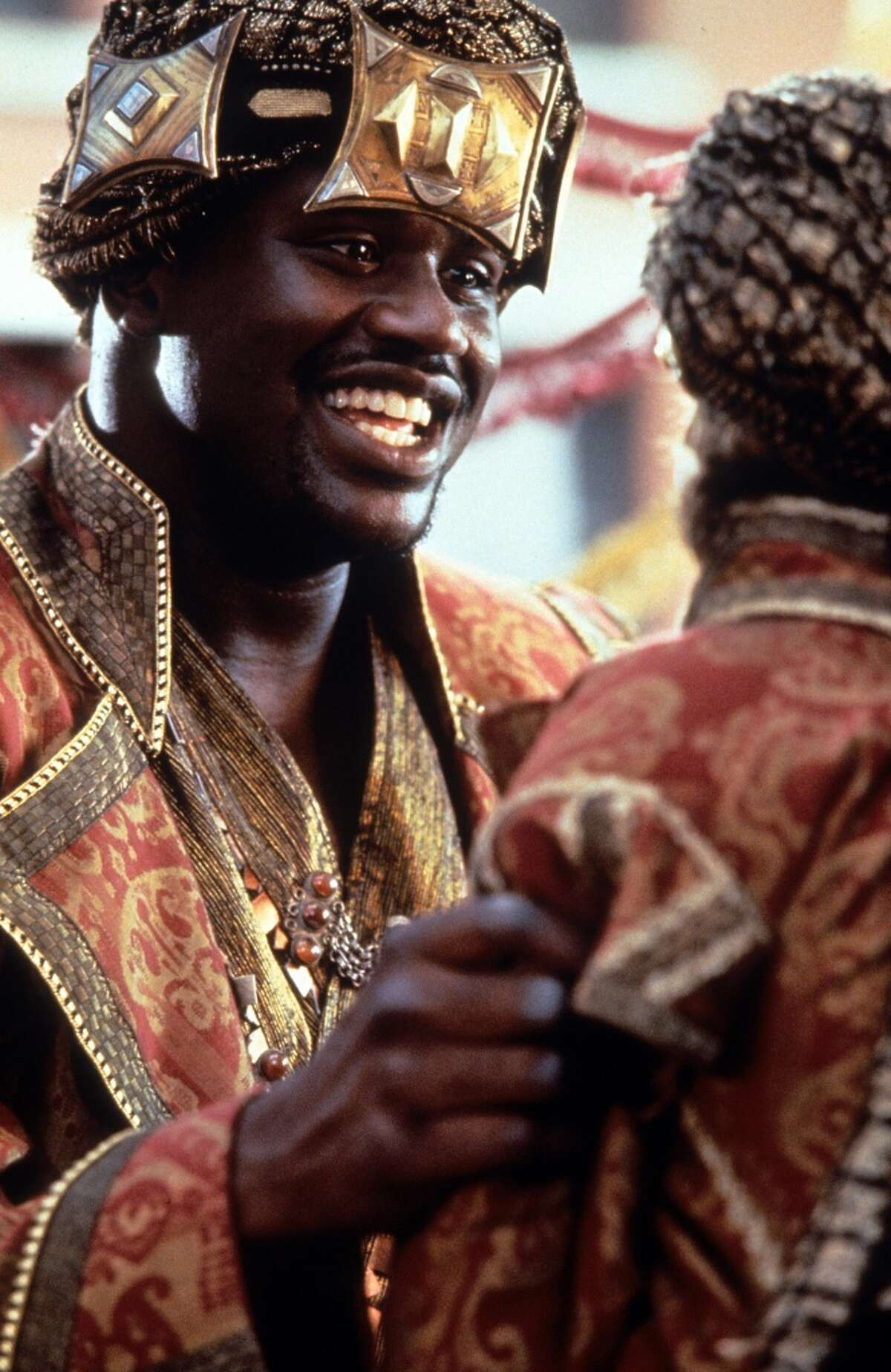 """Shaquille O'Neal, NBA Shaq was all over the place in the 1990s, cutting four rap albums and even had a """"Best of Shaquille O'Neal"""" compilation (we're not kidding). He also starred as the title genie in the awesomely bad flick """"Kazaam."""""""