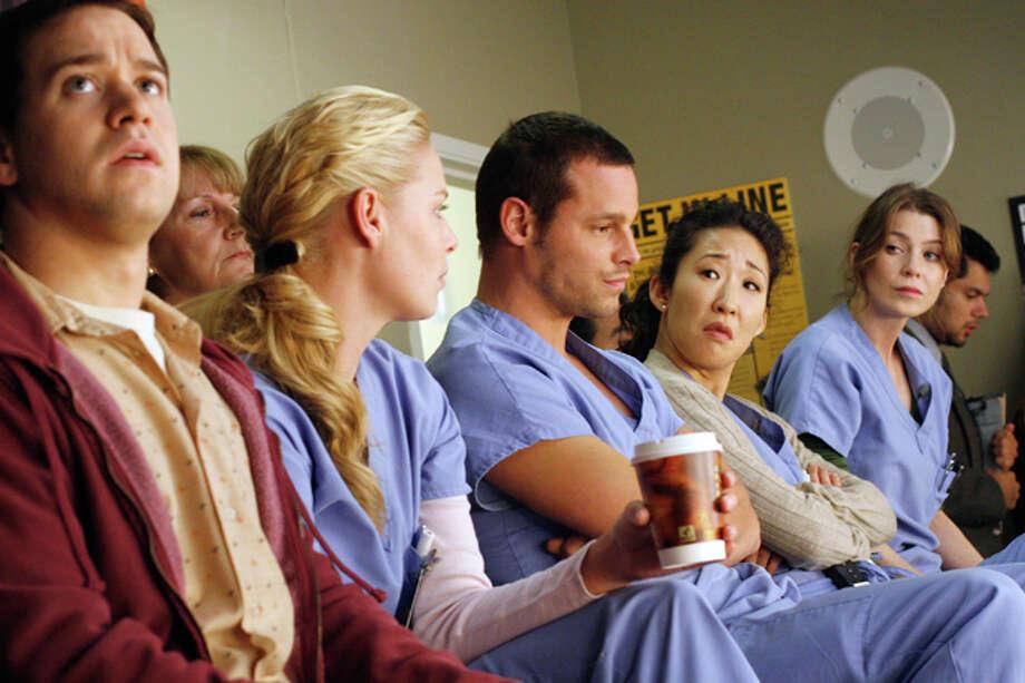 """Grey's Anatomy"" reruns, starting at noon on Lifetime."