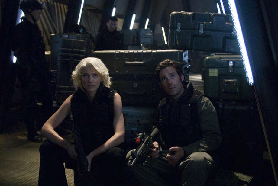 "The ""Battlestar Galactica"" rebirth..."