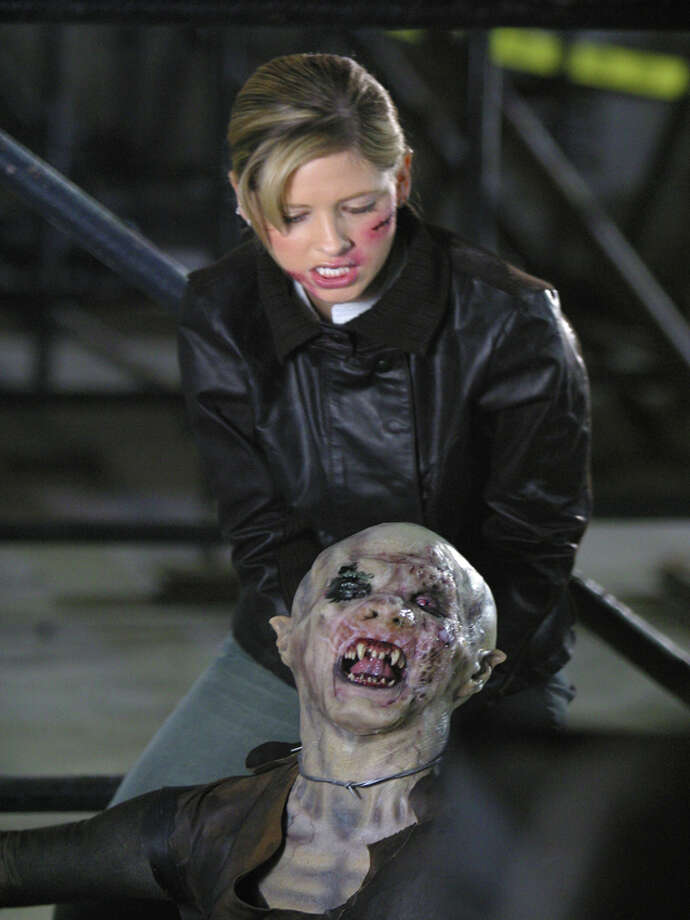 """Buffy the Vampire Slayer"" ..."