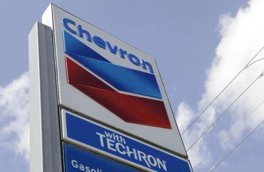 No. 11: Chevron:The oil company tumbled from No. 8 down to No. 11 with $233.9 billion in revenue.