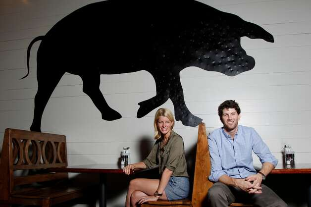 Adair Family RestaurantsPhoto: Siblings Katie Adair Barnhart and Nick Adair