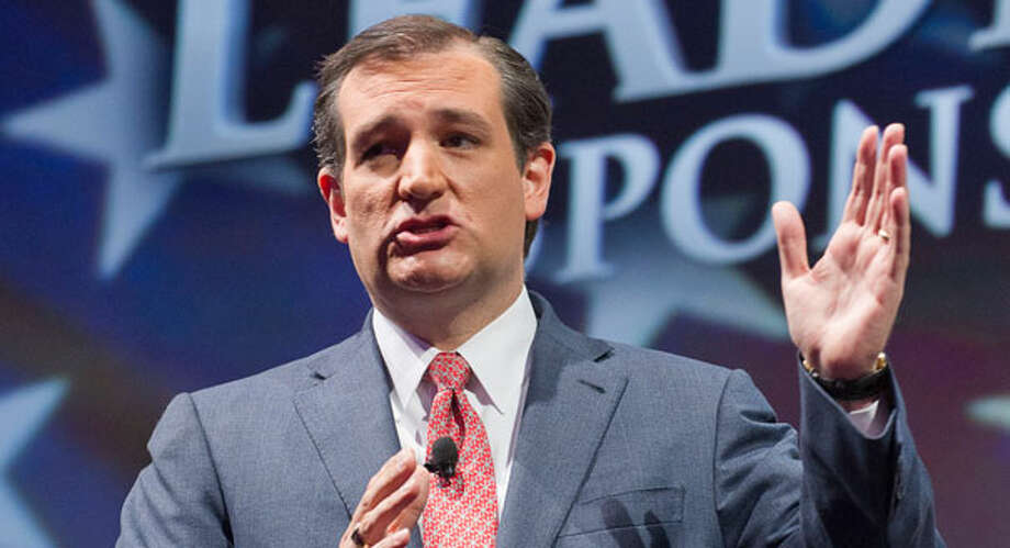 Texas Sen. Ted Cruz coasted to victory in the 2012 election, with some outlets calling it the biggest upset of the year. Photo: Steve Ueckert