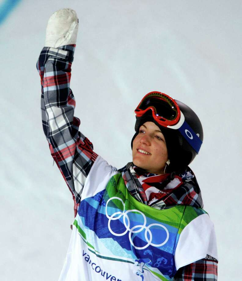 Olympic snowboarder Elena Hight  Photo: Paul Chinn, San Francisco Chronicle / San Francisco Chronicle