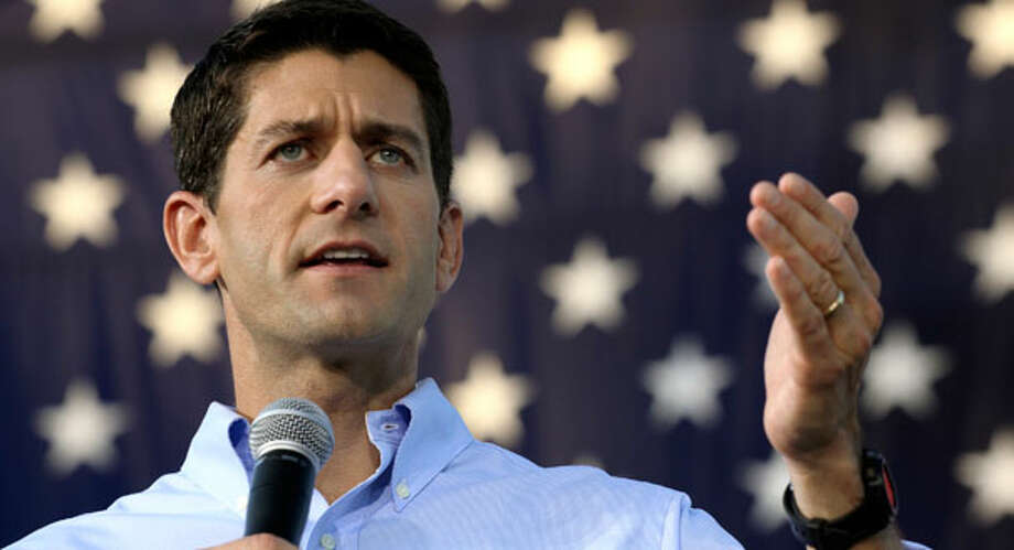 Wisconsin Rep. Paul Ryan won reelection to the first district after his failed vice-presidential bid in 2012. Photo: Tom Uhlman