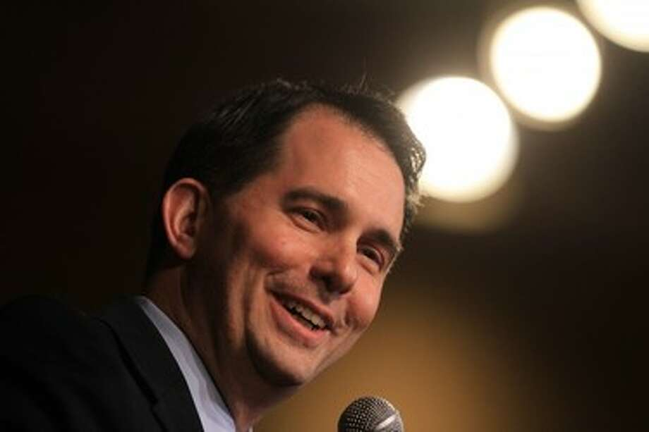 Wisconsin Gov. Scott Walker was at the center of the 2010 recall election, and ultimately won with 53 percent of the vote.