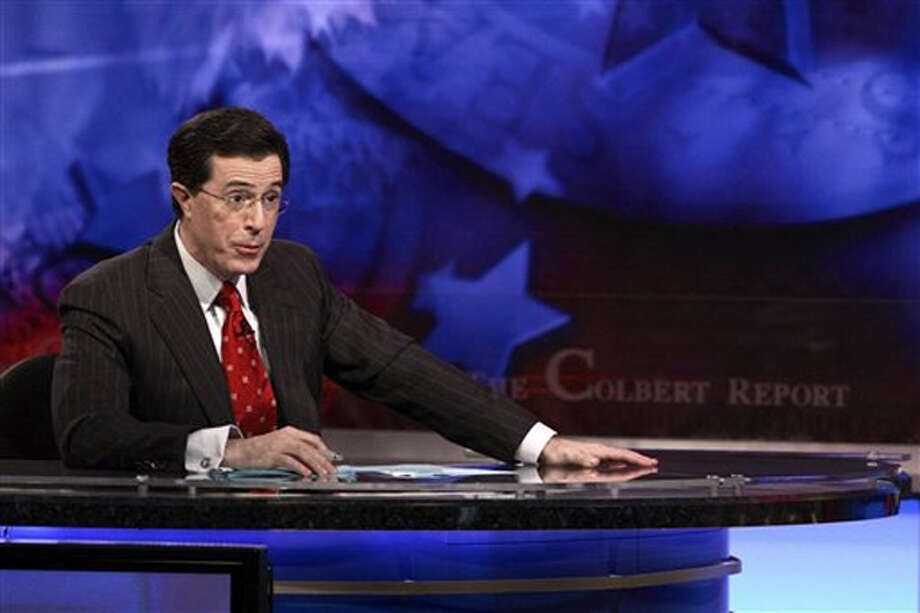 "... gave us ""The Colbert Report."""