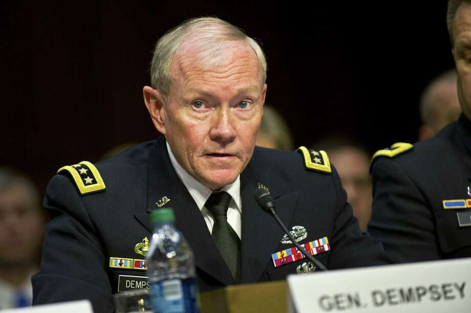 Army Gen. Martin E. Dempsey, chairman of the Joint Chiefs of Staff, says an all-volunteer military force has served the nation for 40 years. Military and civilians should work together for that tradition to continue, he says. Photo: Staff Sgt. Teddy Wade / U.S. Army