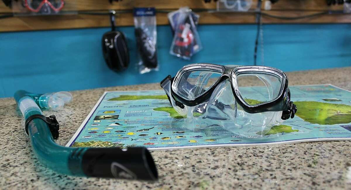 AAA Premier Scuba teaches various levels of diving classes in swimming pools and the open water.