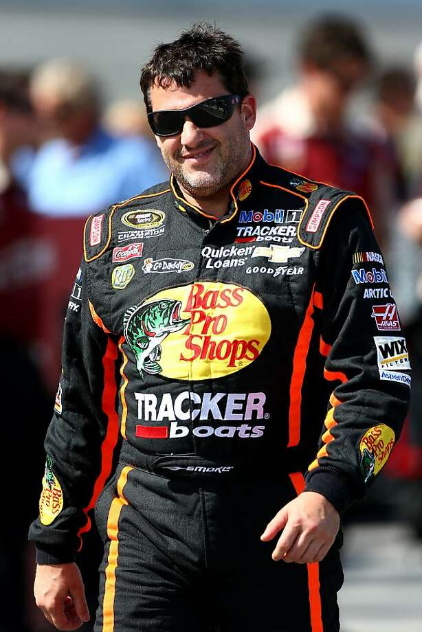 Tony Stewart saved his best for last at Daytona. Photo: Todd Warshaw, Getty Images