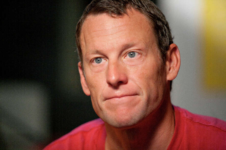 Lance Armstrong After years of denials, he finally came clean on an interview with Oprah. He confessed to using performance-enhancing drugs, but didn't get too specific. Photo: Thao Nguyen