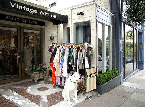 f529de63aae Vintage a la Mode on Sacramento sells fashions from the 1940s