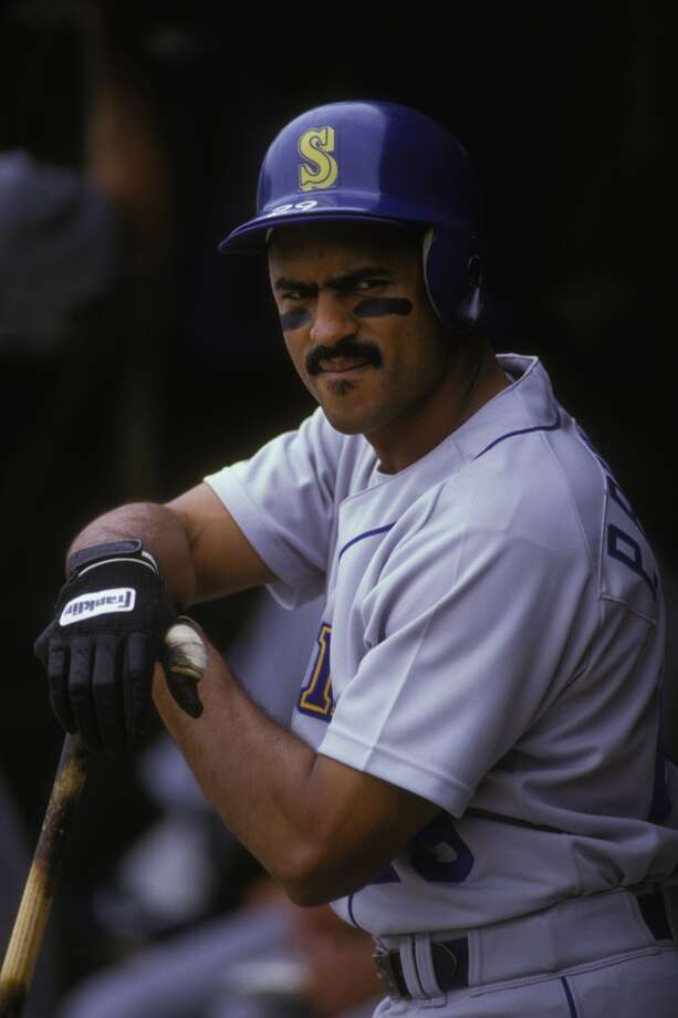 1985 | Phil Bradley Location: Metrodome, Minneapolis | Result: NL 6, AL 1Playing in all but three games in 1985, Phil Bradley was Seattle's best hitter with a .300 batting average. He also hit 26 dingers, batted in 88 runs, scored 100 runs himself and stole 22 bases. Photo: Mitchell Layton, Getty Images