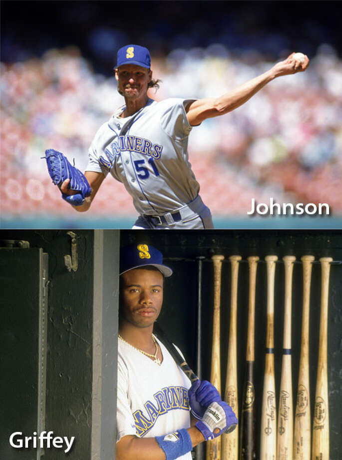 1990 | Ken Griffey Jr., Randy Johnson