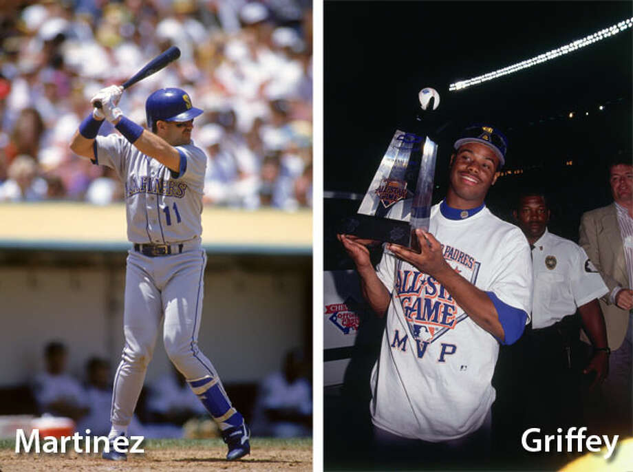 1992 | Ken Griffey Jr., Edgar Martinez