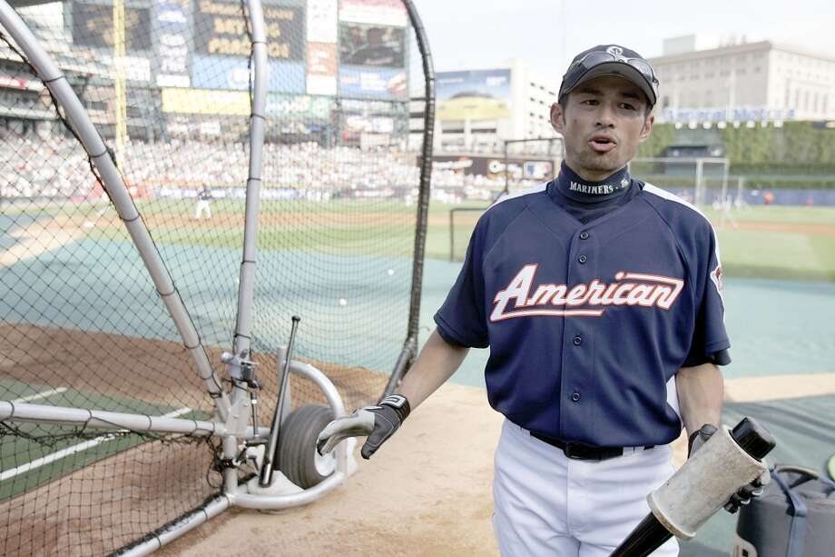 2004 | Ichiro Suzuki