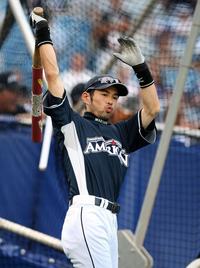 2008 | Ichiro Suzuki Location: Yankee Stadium, New York | Result: AL 4, NL 3  In another banner year for Ichiro -- weren't they all, just about? -- he was Seattle's only representative to the All-Star Game in 2008. That season, he finished with a .310 batting average and the most hits in the majors with 213. Photo: Nick Laham, Getty Images