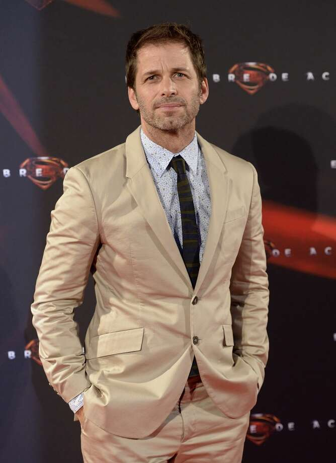 Director Zack Snyder -- not just an action guy, but an innovator. Photo: Fotonoticias, FilmMagic