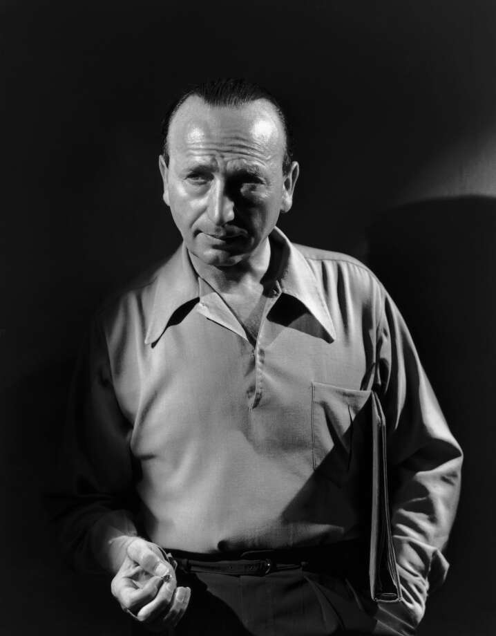 Director Michael Curtiz -- what you thought all those great movies happened by accident? Photo: Archive Photos, Getty Images