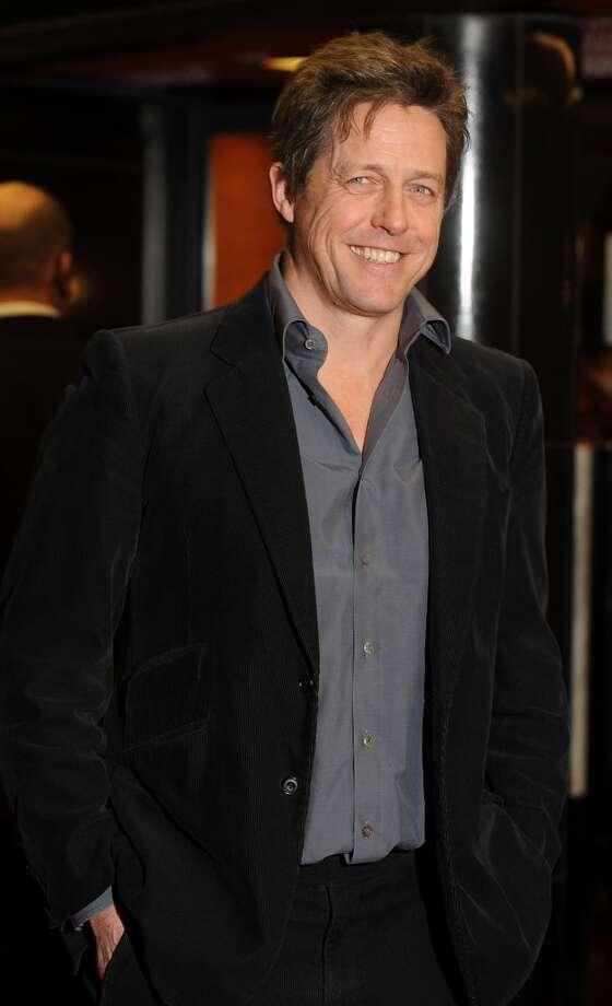 Hugh Grant -- world-class comic actor. Photo: Stuart Wilson, Getty Images