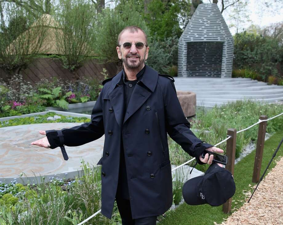 Ringo Starr -- tasteful, artful drummer. Photo: Chris Jackson, Getty Images