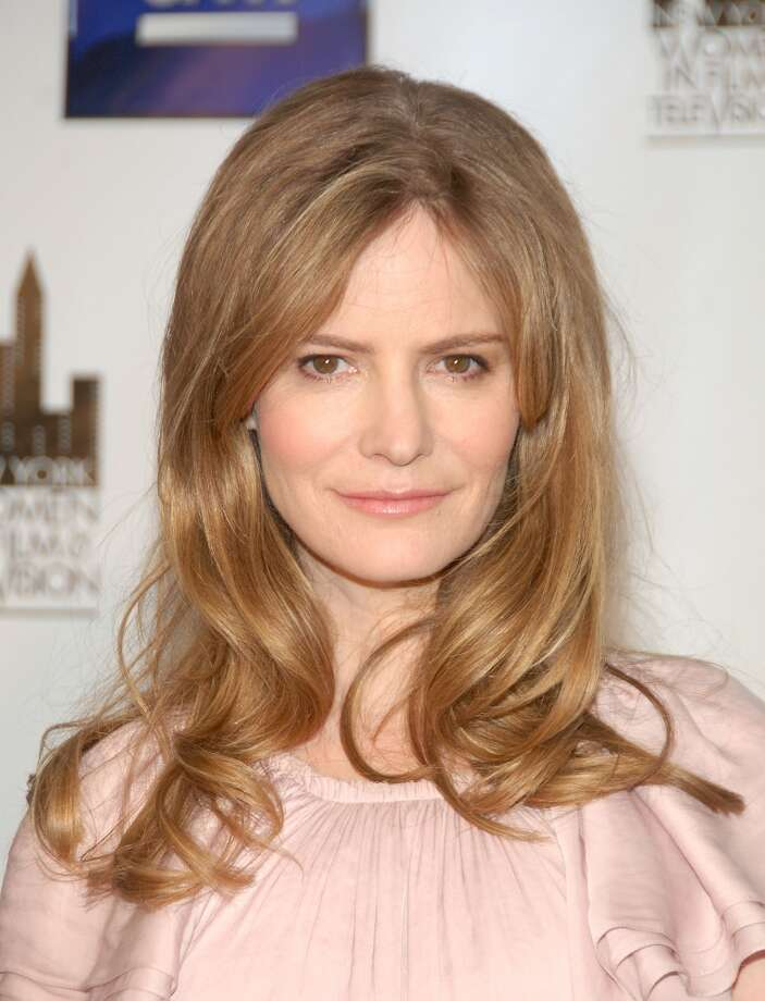 Actress Jennifer Jason Leigh -- one of the best actresses in the country.  She should be America's Isabelle Huppert. Photo: Michael Loccisano, FilmMagic
