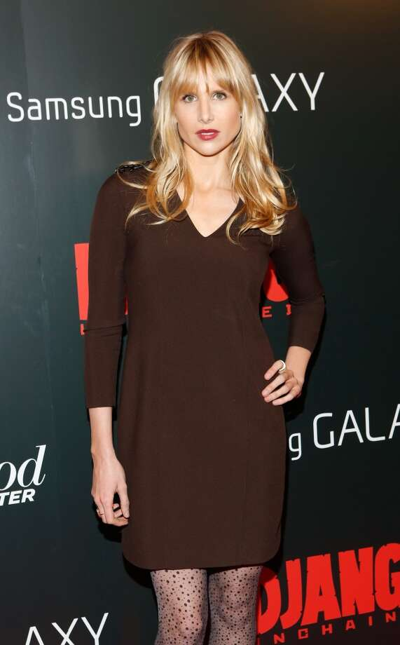 Lucy Punch -- very versatile, very funny -- and excellent in STANDUP GUYS. Photo: Cindy Ord, WireImage
