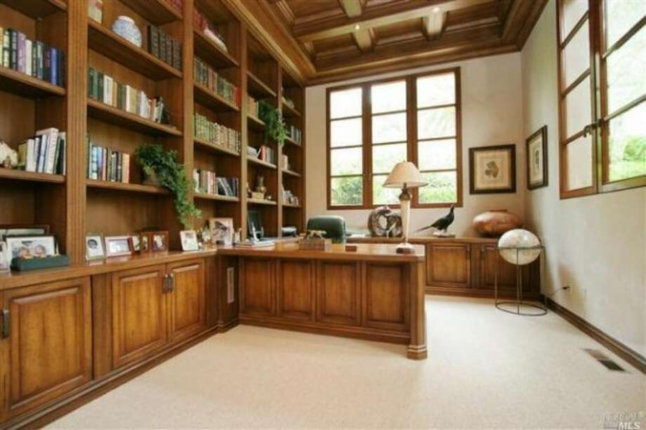Office for making back the money you spent buying the place. Photos via Marilyn Rich/Pacific Union/Trulia/MLS