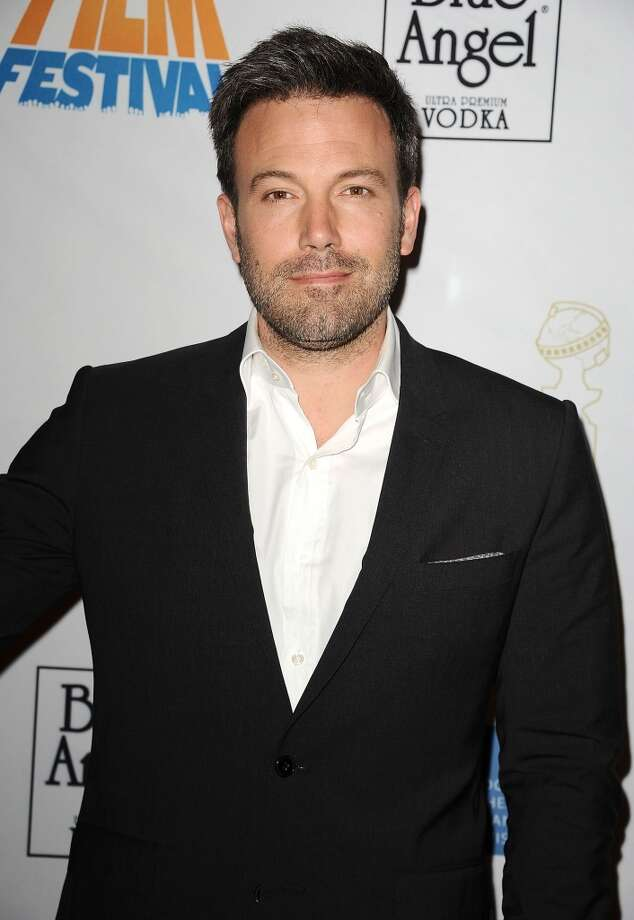 Ben Affleck can go from scruff to beard in two award shows. Photo: Jason LaVeris, FilmMagic