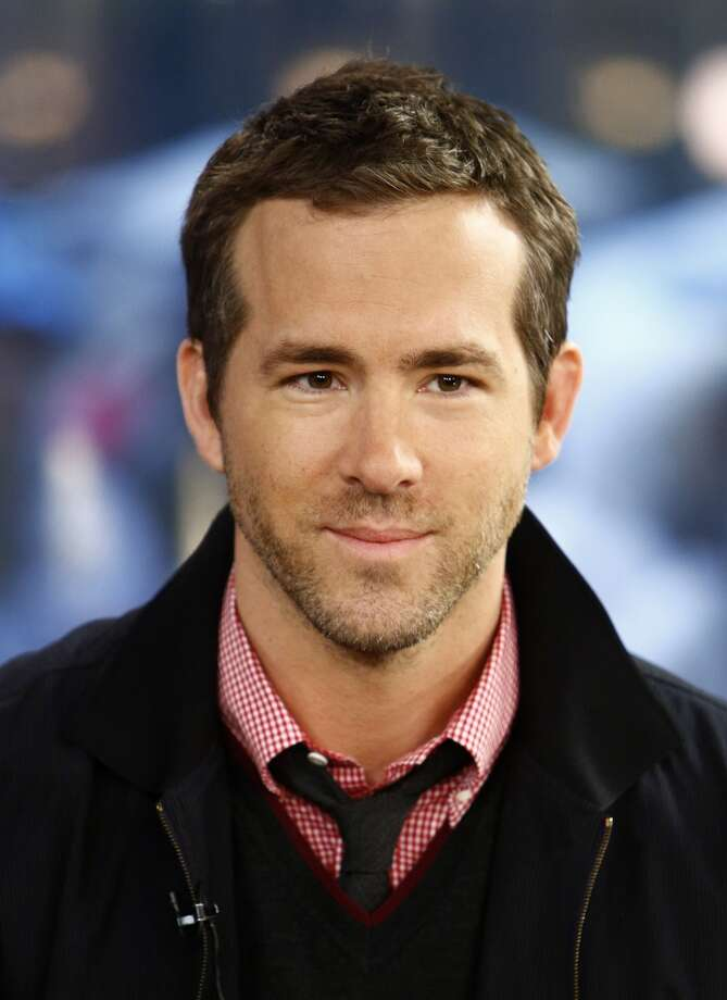 "Ryan Reynolds appears with a hint of beard on NBC News' ""Today"" show. Photo: NBC NewsWire, NBCU Photo Bank Via Getty Images"