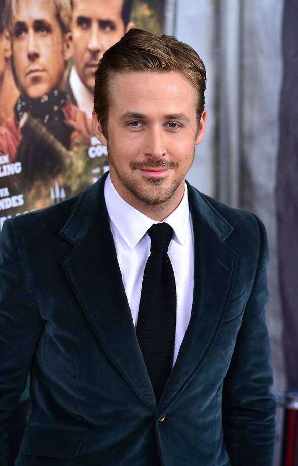 Hey, girl: Ryan Gosling demonstrates the perfect balance in maintenance and not looking too groomed in his stubble routine. Photo: James Devaney, WireImage