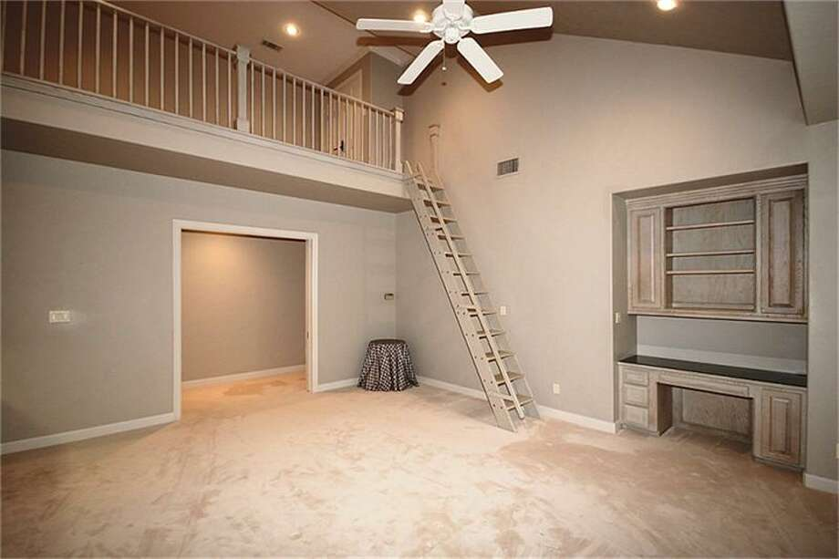 The home has multiple bedrooms that are perfect for any member of the family.